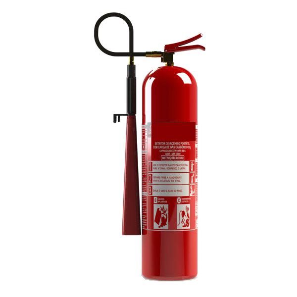 4d2fedf62f9f9 Extintor de Incêndio CO² 6KG – Dagad Shopping